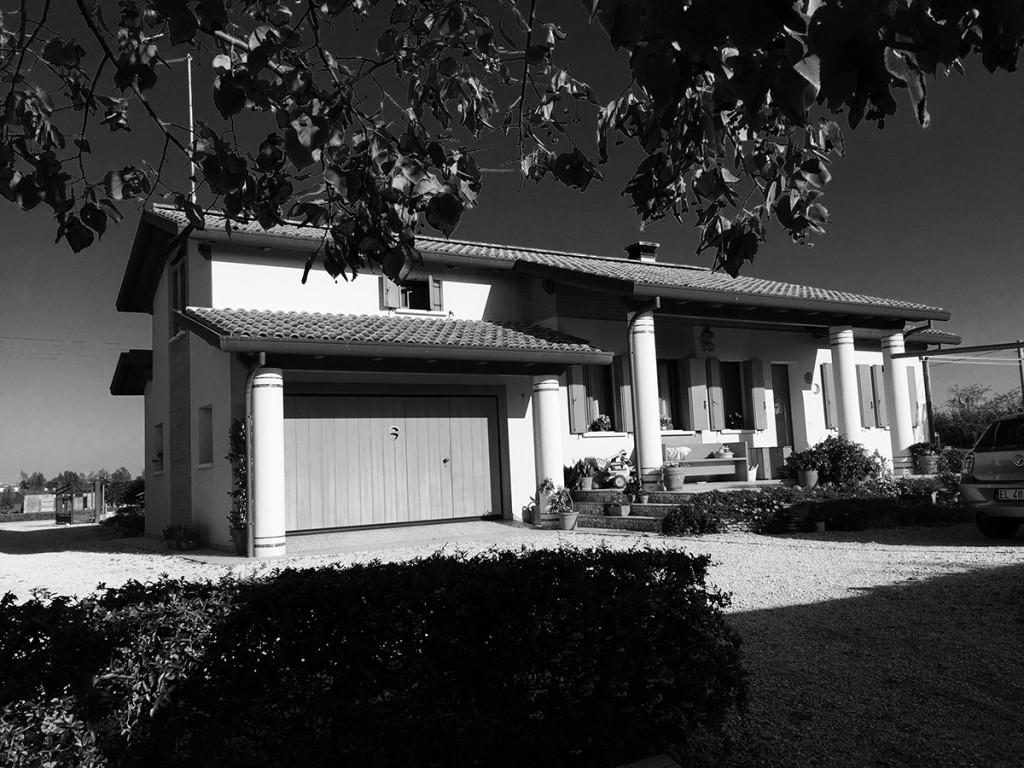 Davide ferro architetto casa rurale for Architettura vernacolare