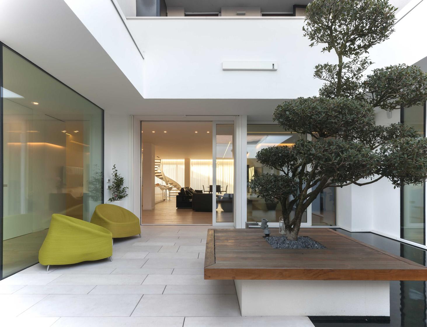 Davide Ferro Architetto | la casa e la luce